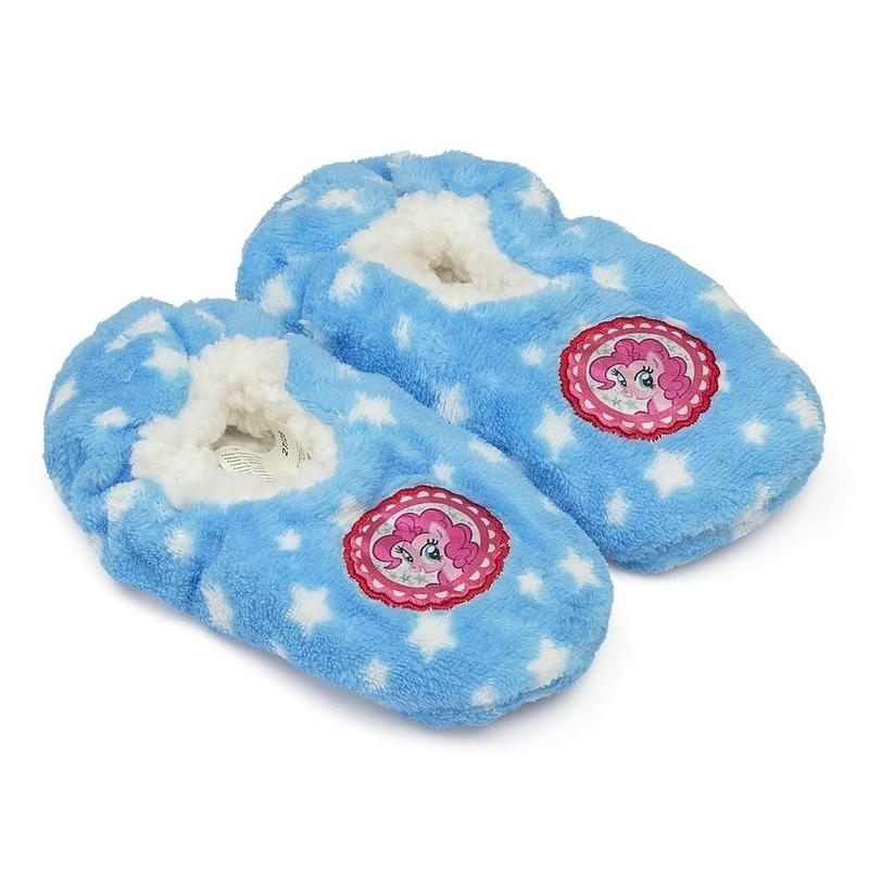 b28c3d5be34 My Little Pony slofjes blauw anti-slip voor kinderen winkel
